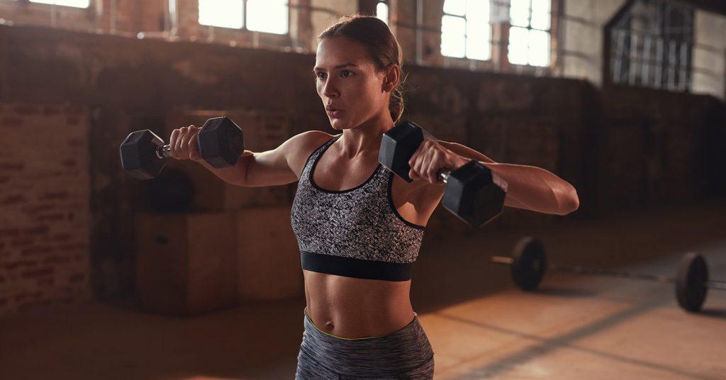 Functional shoulder exercises