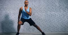 Tutorial: Side Lunge