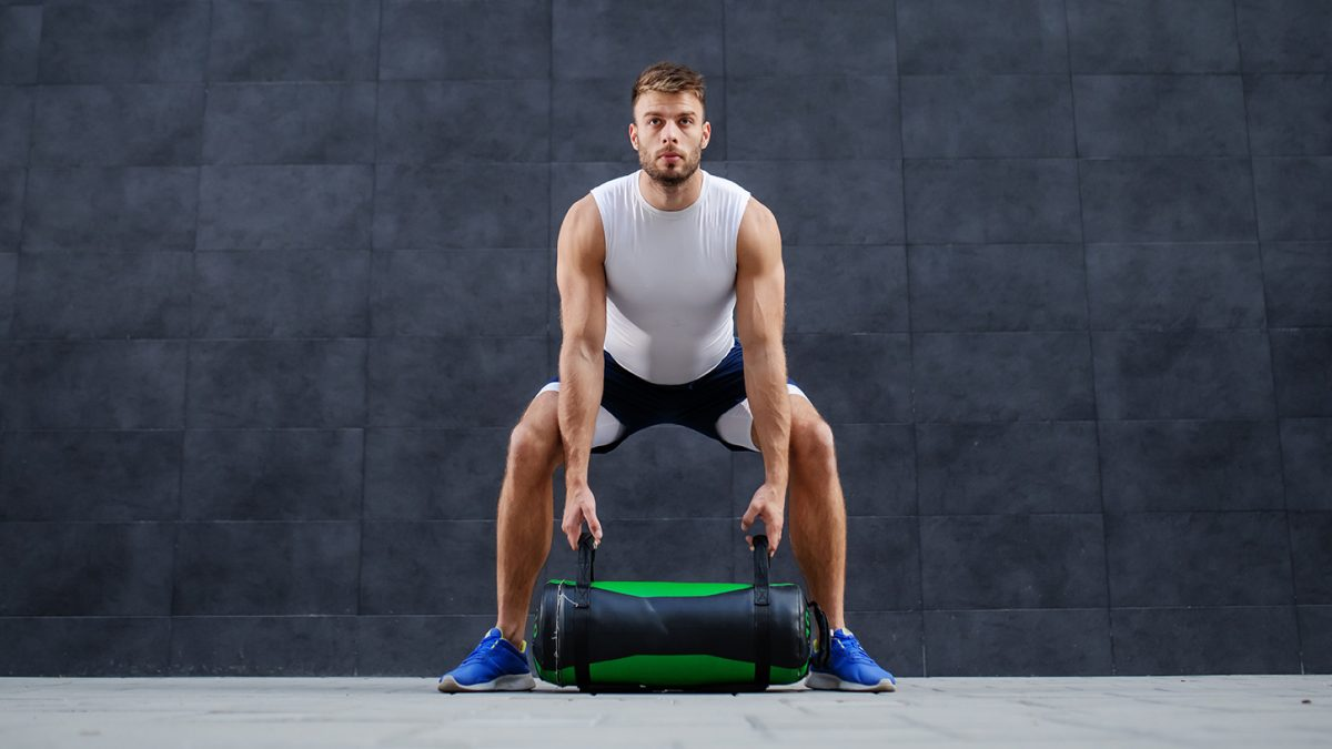 4 core bag exercises
