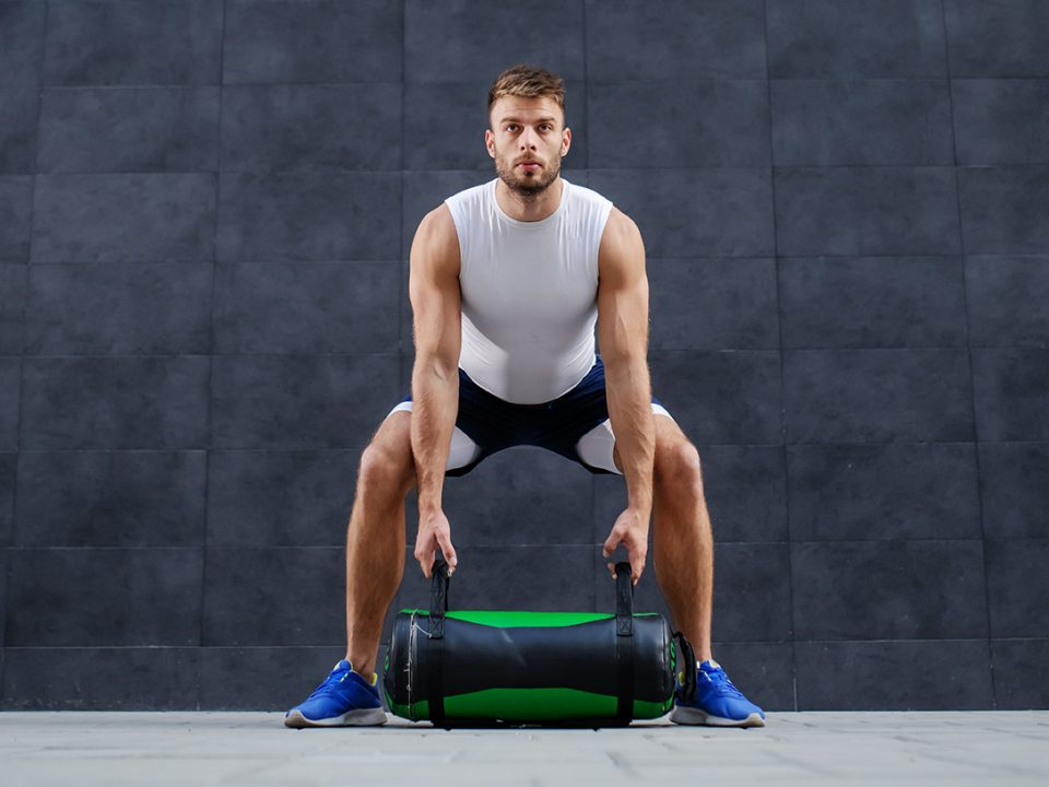4 core bag exercises