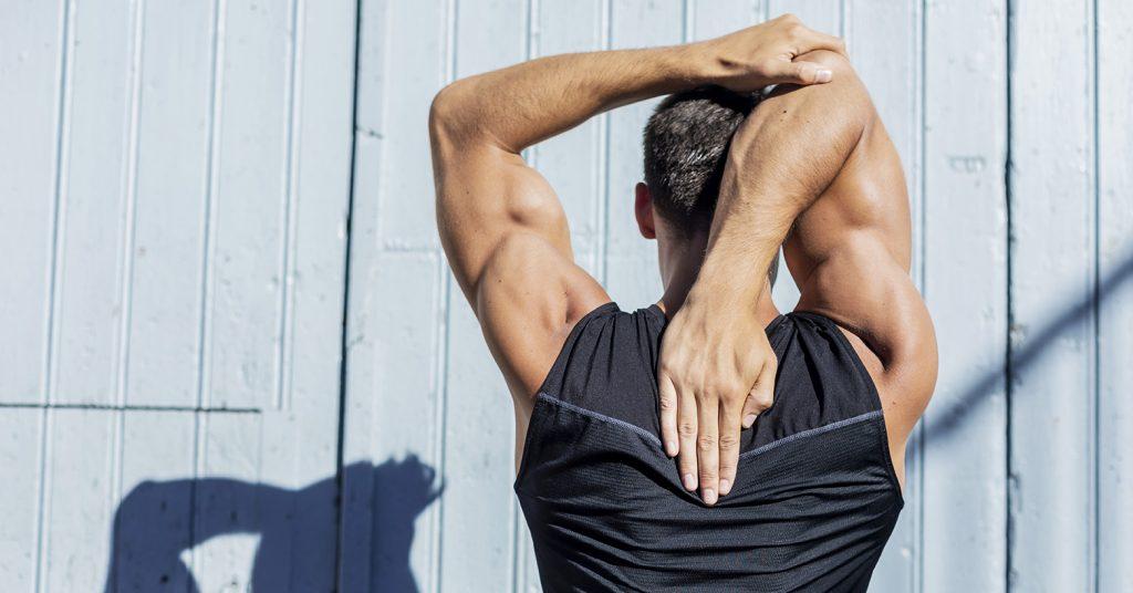 funktionelle Schulterübungen - exercices fonctionnels pour les épaules - Functional shoulder exercises - EVO Fitness