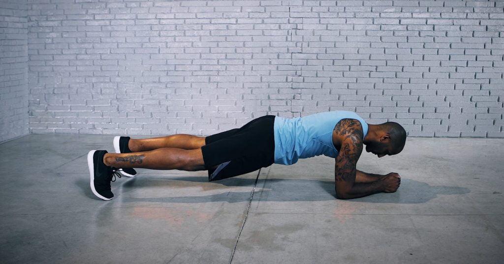 Plank - planche - Evo Fitness