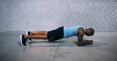 Tutorial: how to do the perfect plank