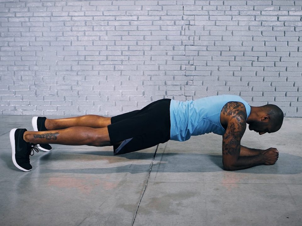 Plank - planche - Evo Fitness