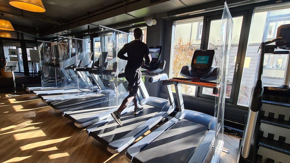 Fitnessbranche - industrie du fitness - fitness industry - EVO Fitness