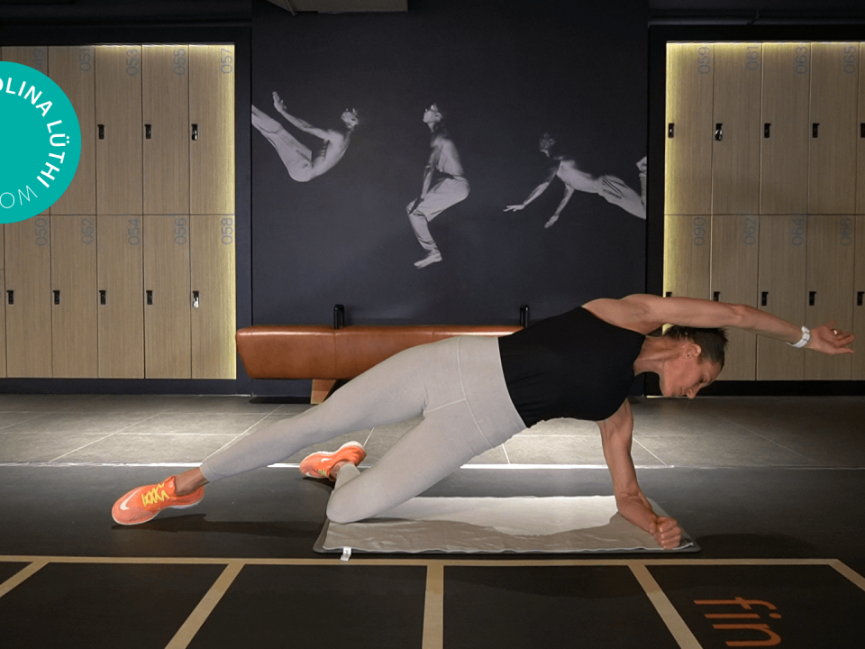 Pilates Workout - Carolina Lüthi