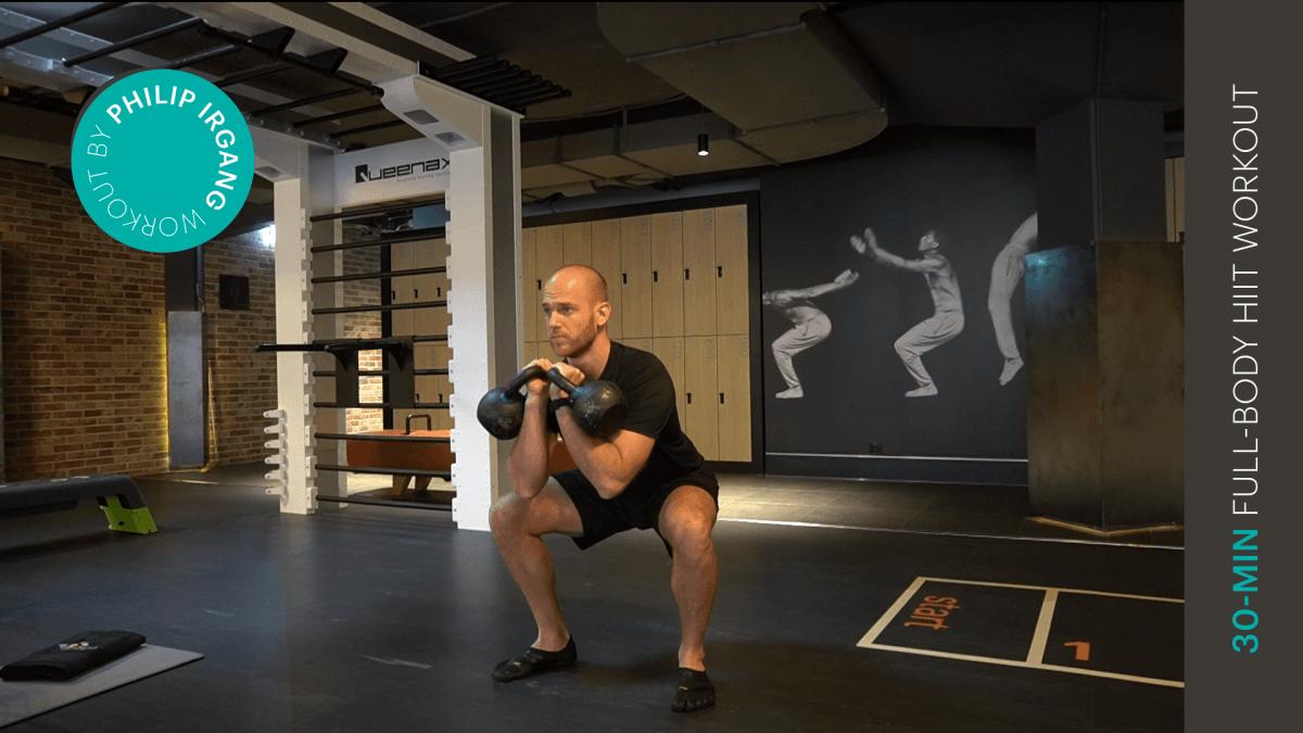 HIIT Workout - entraînement HIIT - EVO Fitness