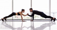 Couples workout: 5 reasons you should work out together