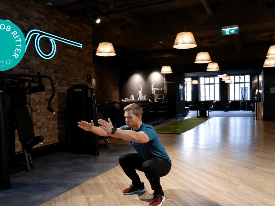 Funktionelles Workout - Jakob Ritter