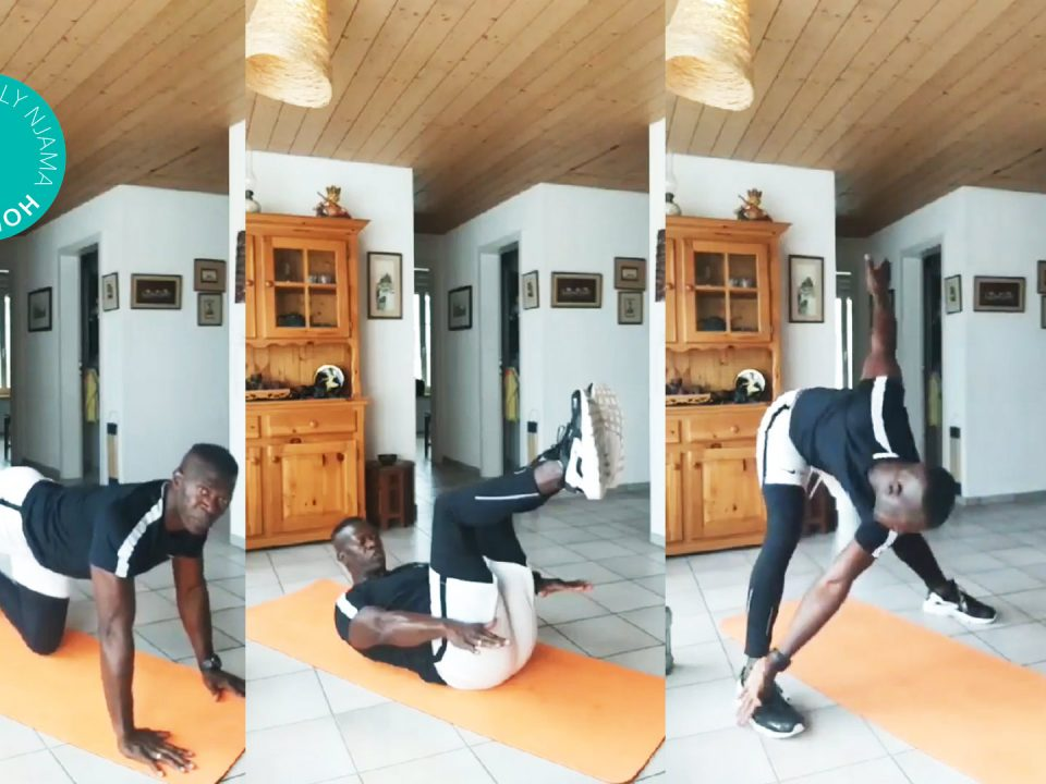 Beweglichkeits-Workout - entraînement de flexibilité - flexibility training - EVO Fitness