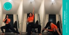 Home workout of the week: 30-min full-body mobility training