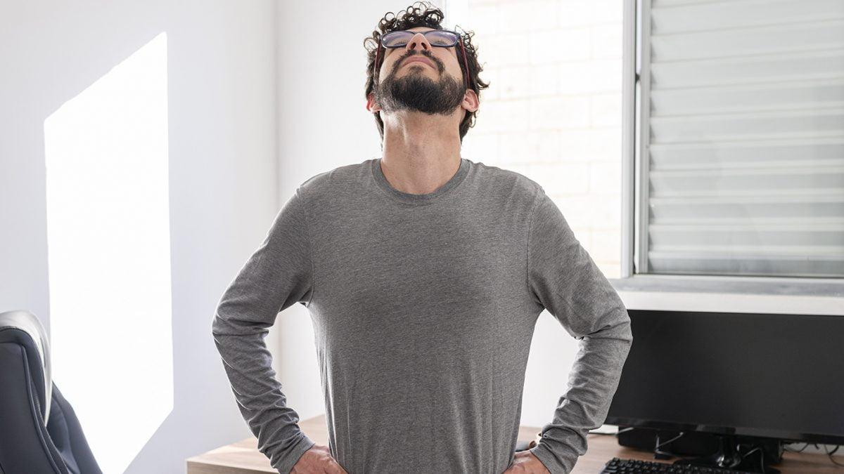 Rückenschmerzen - dourleurs dorsales - back pain - EVO Fitness