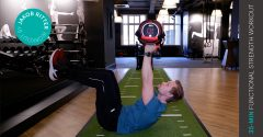 Workout of the week: 35-min functional strength workout