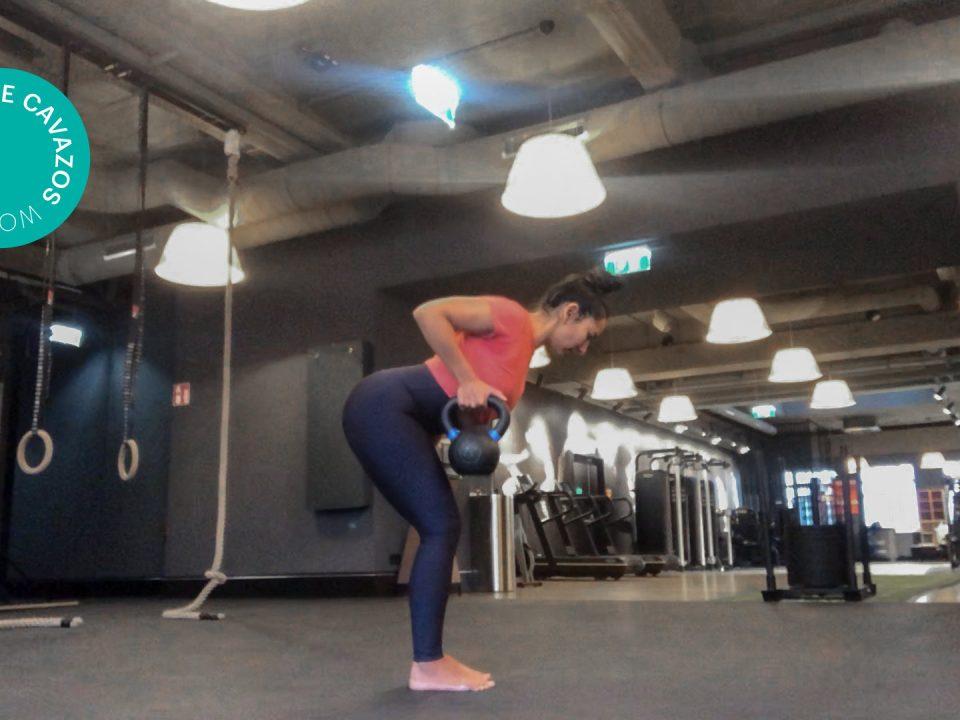 Kettlebell Workout | Entraînement kettlebell