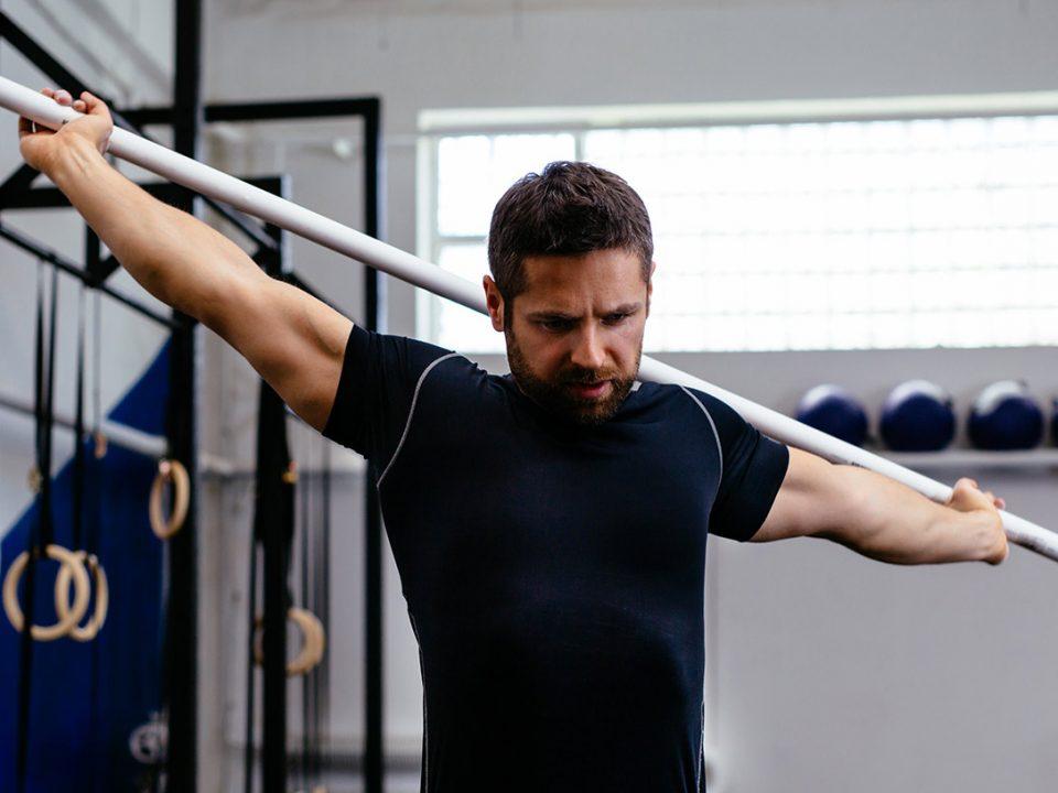 Mobility Training - entraînement de mobilité - EVO Fitness