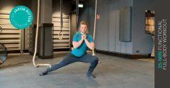 Entraînement de la semaine : entraînement fonctionnel complet du corps de 35 minutes