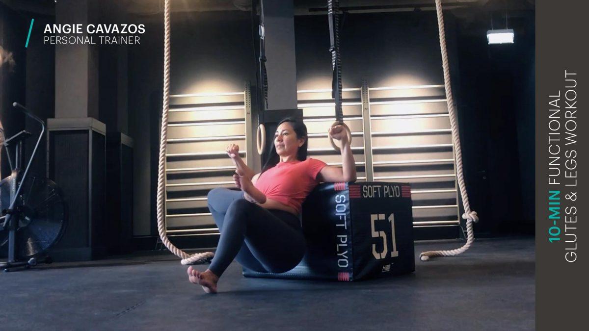 Gesäßmuskel und Beine Workout |