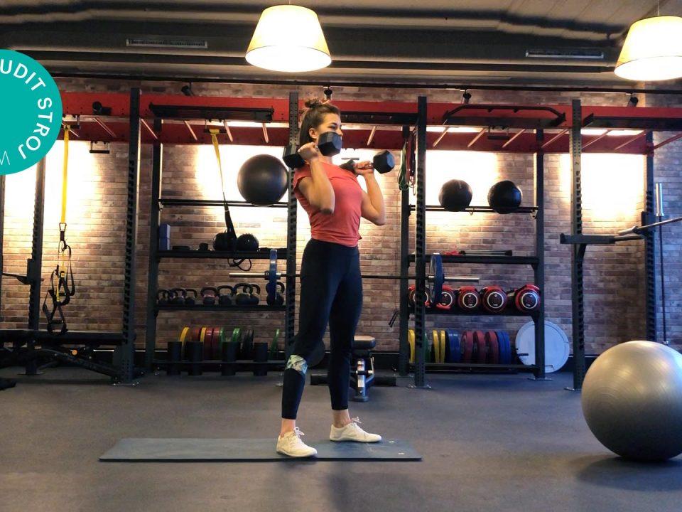 functional cardio workout | entraînement cardio fonctionnel
