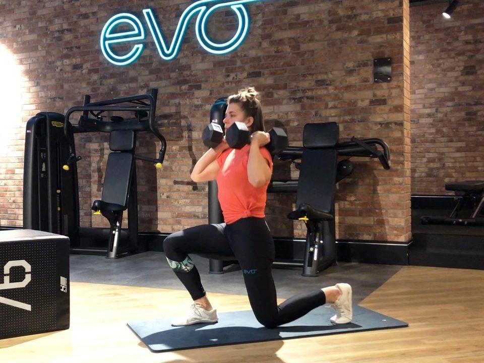 Ganzkoerper dumbbell workout | entraînement complet du corps avec haltères | full-body dumbbell workout