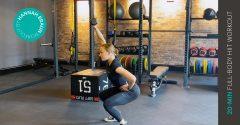 Workout der Woche: 20 Min. Ganzkörper HIIT Workout
