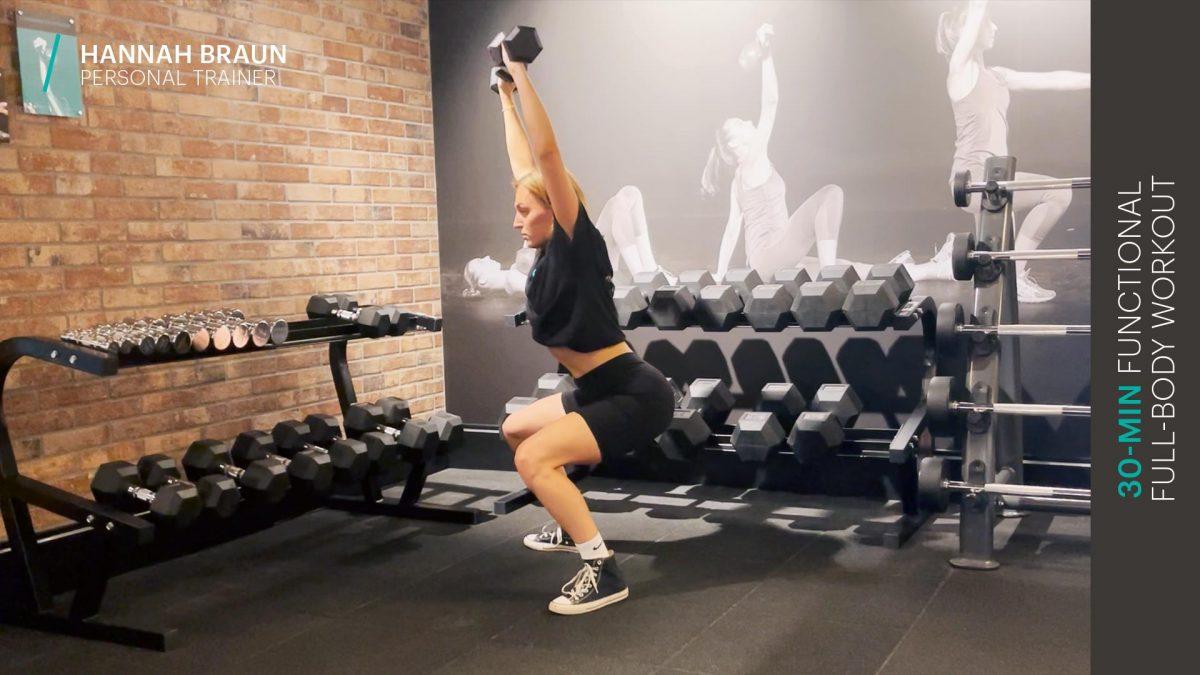 Full-body Workout   entraînement complet du corps