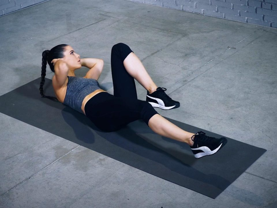 50-40-30-20-10 Workout