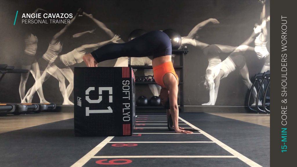 entraînement pour le tronc et les épaules | core and shoulders workout