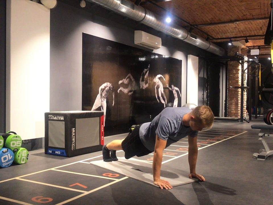 full-body kraft-workout | entraînement de force complet du corps | full-body strength workout