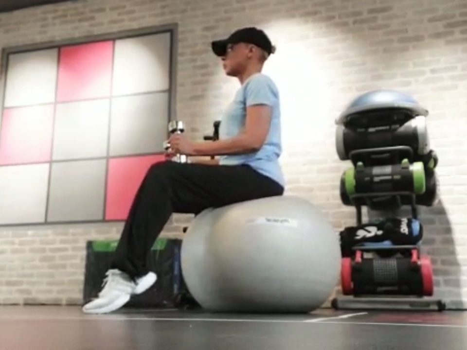 entraînement pour le tronc et la stabilité | core and stability workout